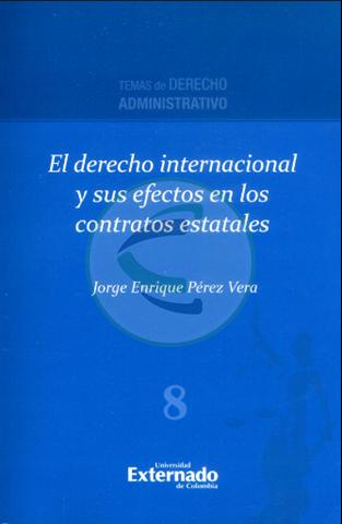 El derecho internacional y sus efecto Cevallos librería jurídica