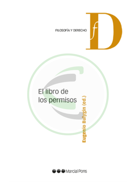 El libro de los permisos - Eugenio Bulygin